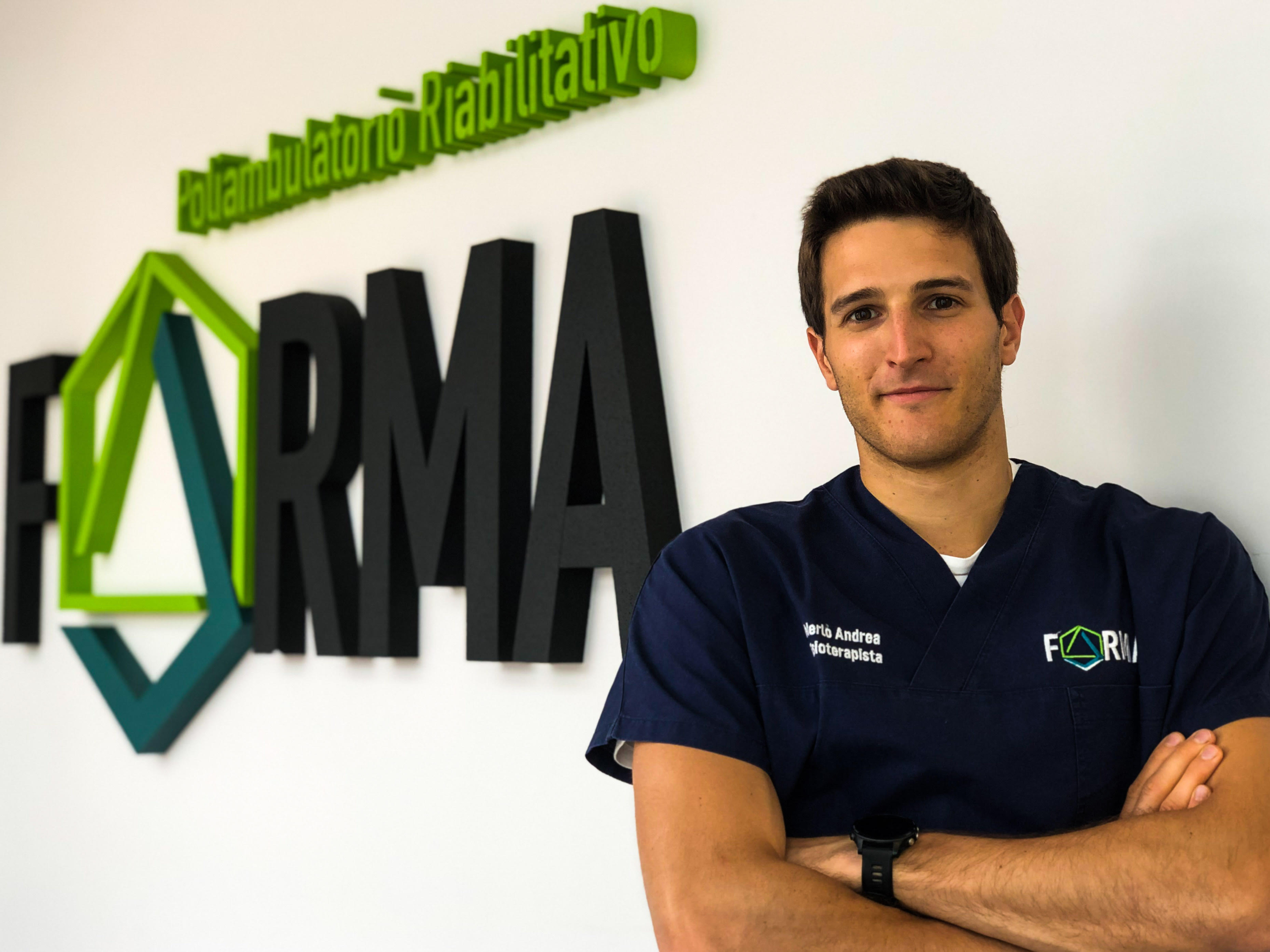 Merlo Andrea_FORMA Poliambulatorio Riabilitativo Corbetta